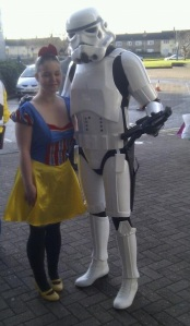 Snow White & the Roontrooper