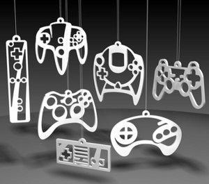 Game-Controller-Christmas-Ornaments_2