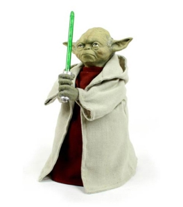 Yoda treetopper