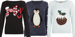 Cheesy/Tacky Christmas Jumpers