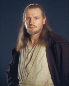 Jedi Master Qui-Gon Jinn
